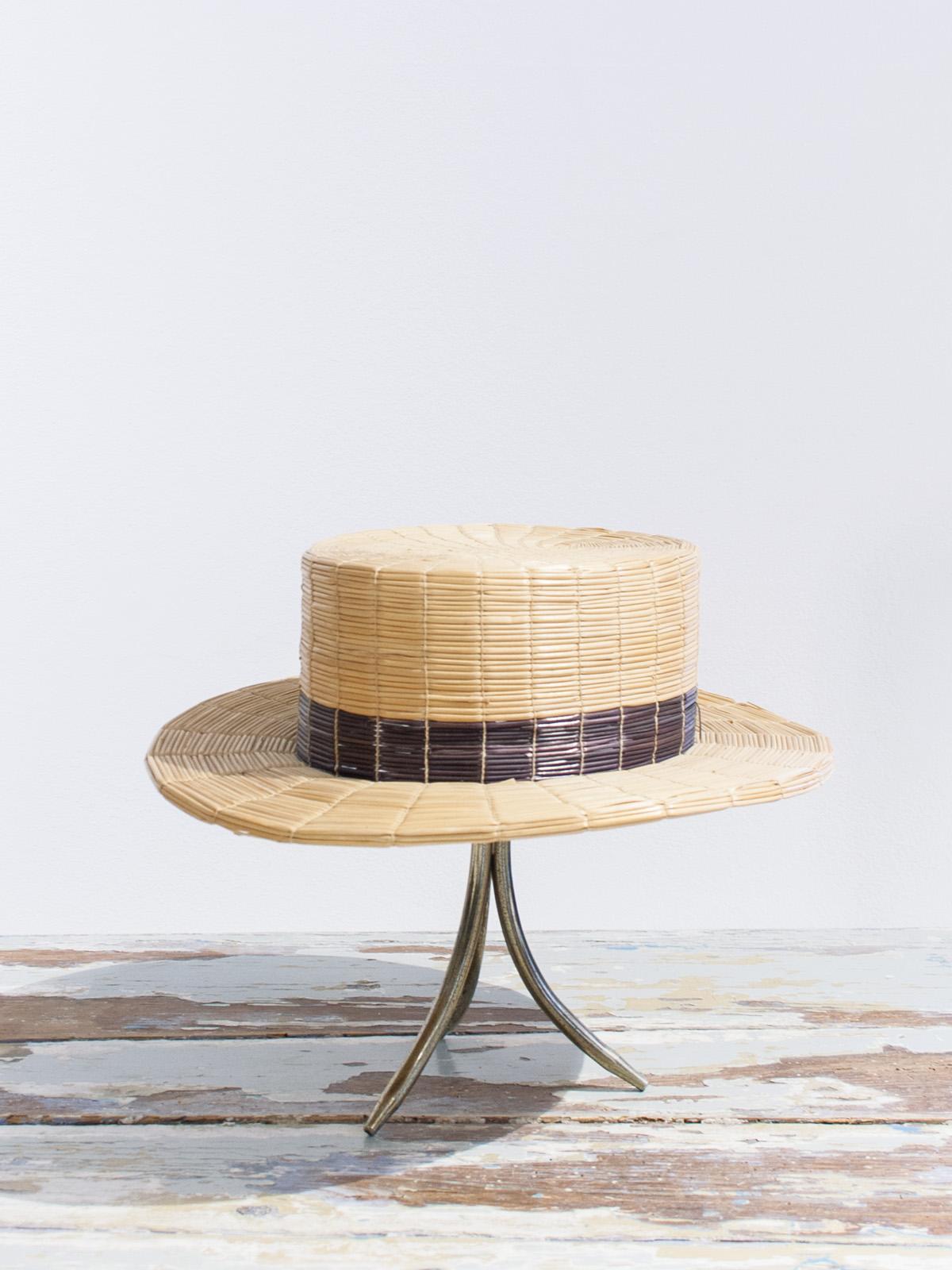 37fd97c8e0f Mens Boater Hat - Image Of Hat